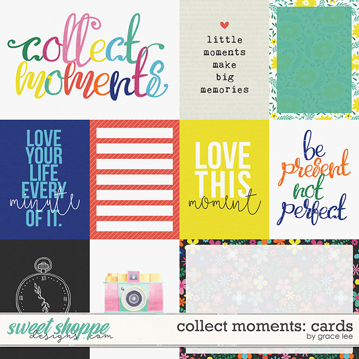 Collect Moments: Cards by Grace Lee