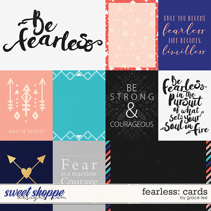 Fearless: Cards by Grace Lee