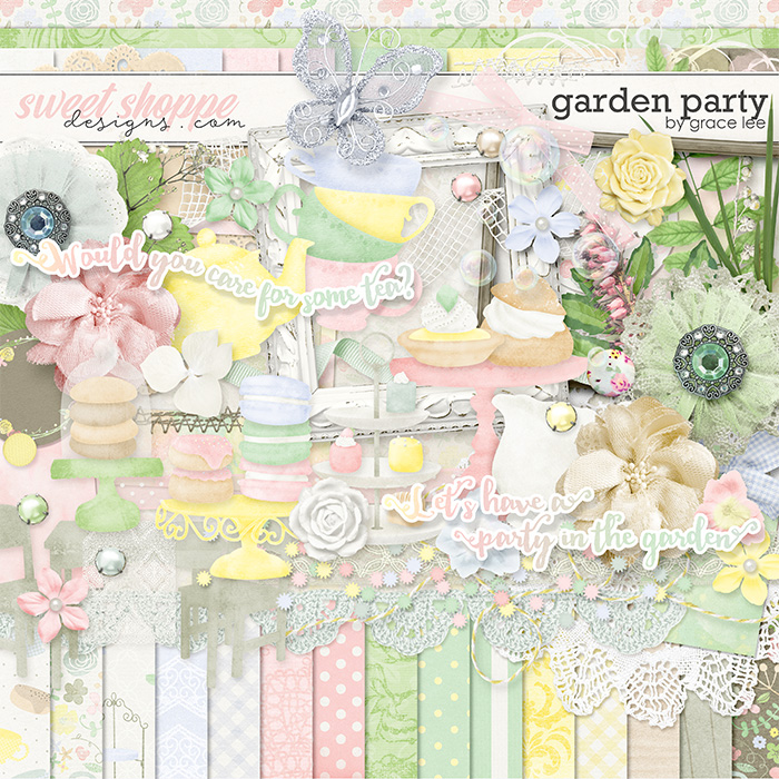 Garden Party by Grace Lee