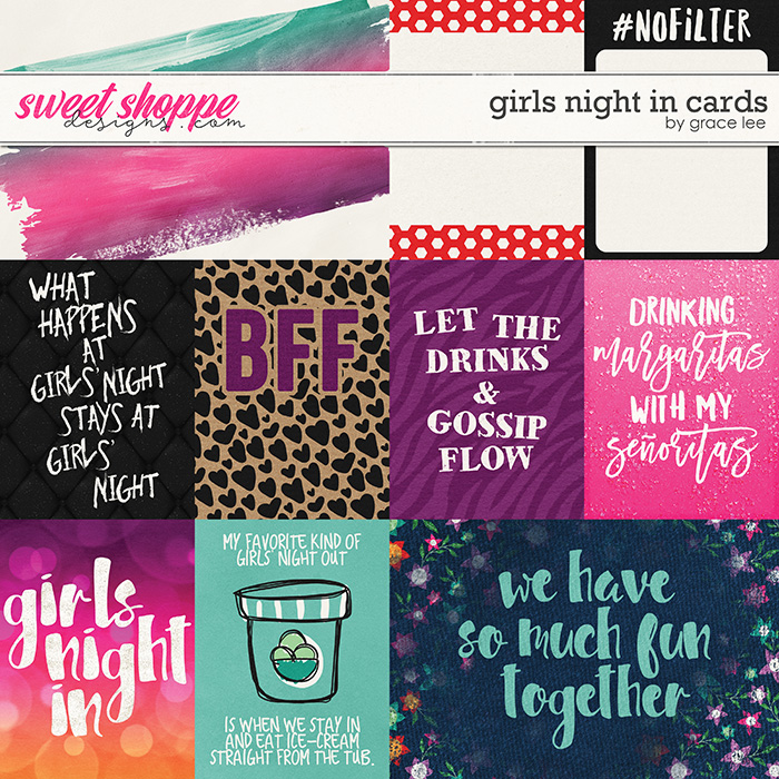 Girls Night In: Cards Grace Lee