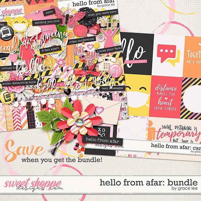 Hello From Afar: Bundle by Grace Lee