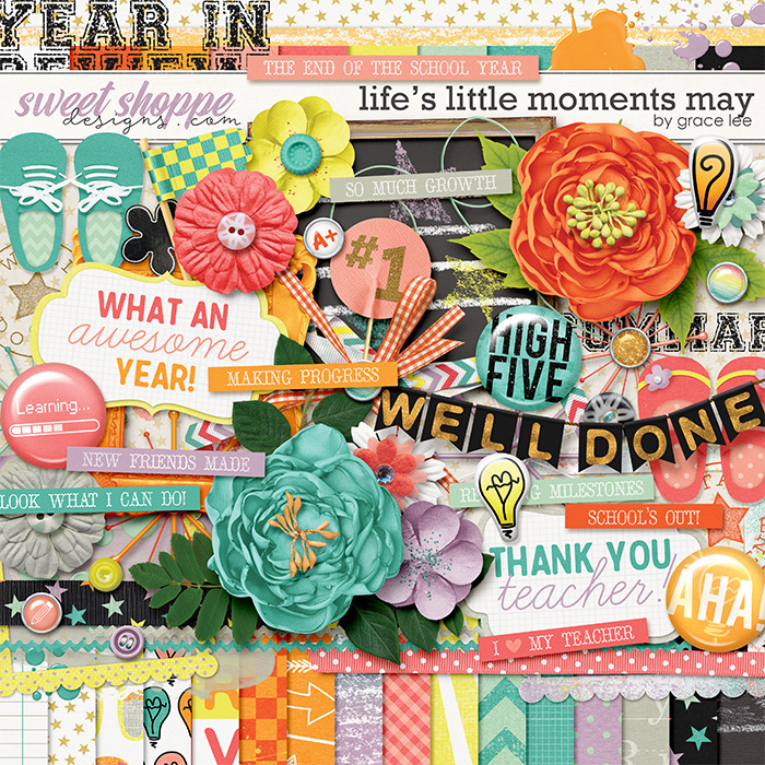 Life's Little Moments May by Grace Lee