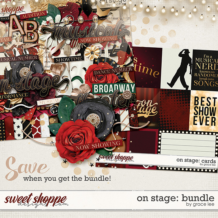 On Stage: Bundle by Grace Lee