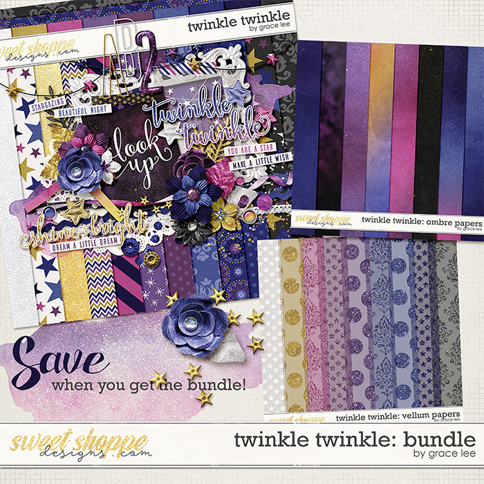 Twinkle Twinkle: Bundle by Grace Lee