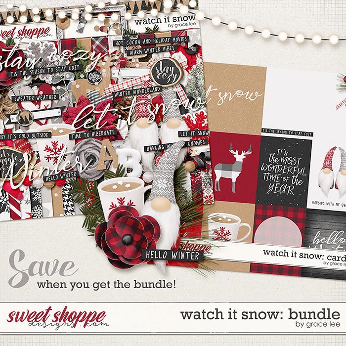 Watch It Snow: Bundle by Grace Lee