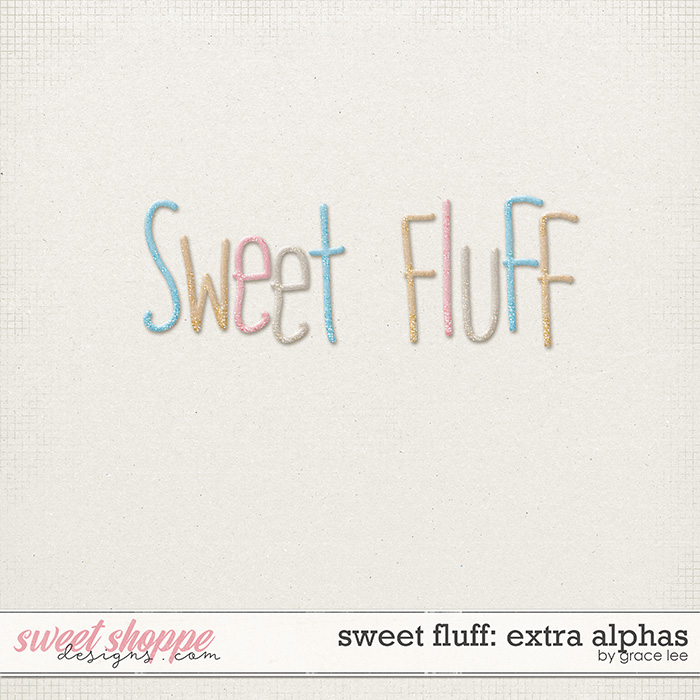 Sweet Fluff: Alphas by Grace Lee