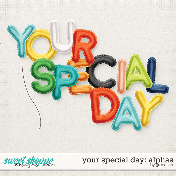 Your Special Day: Alphas by Grace Lee
