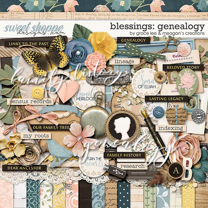 Blessings: Genealogy