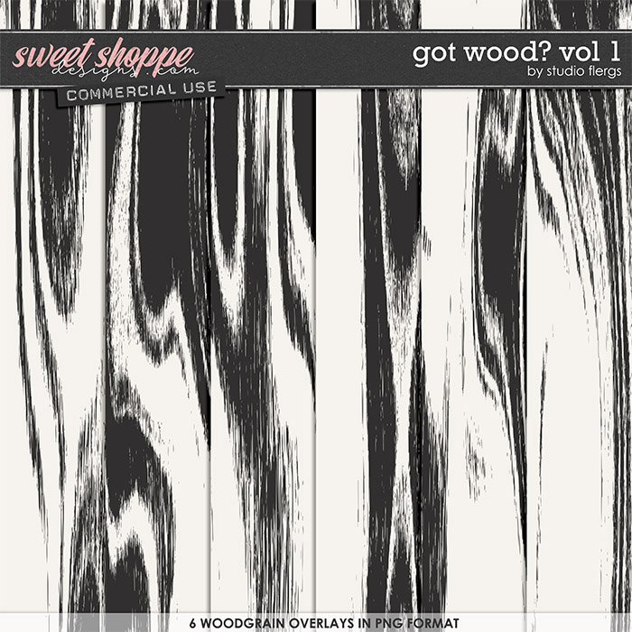 Got Wood? VOL 1 by Studio Flergs