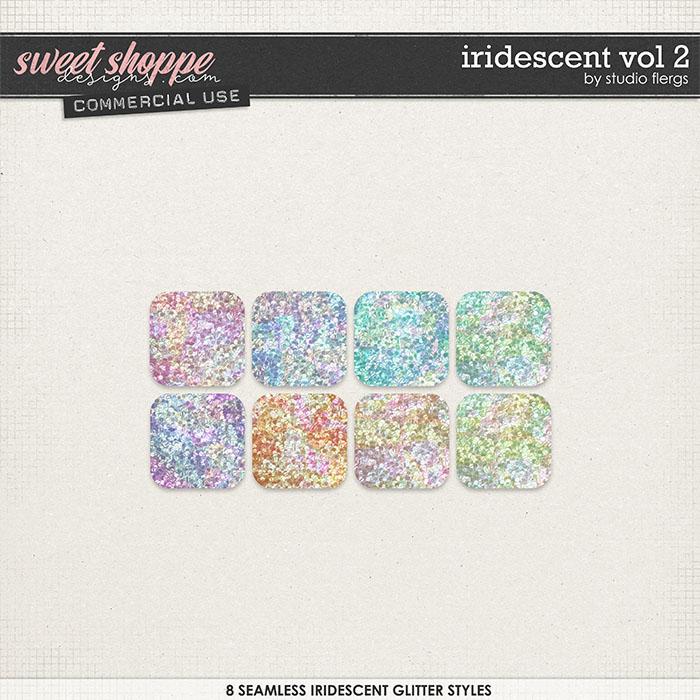 Iridescent VOL 2 by Studio Flergs
