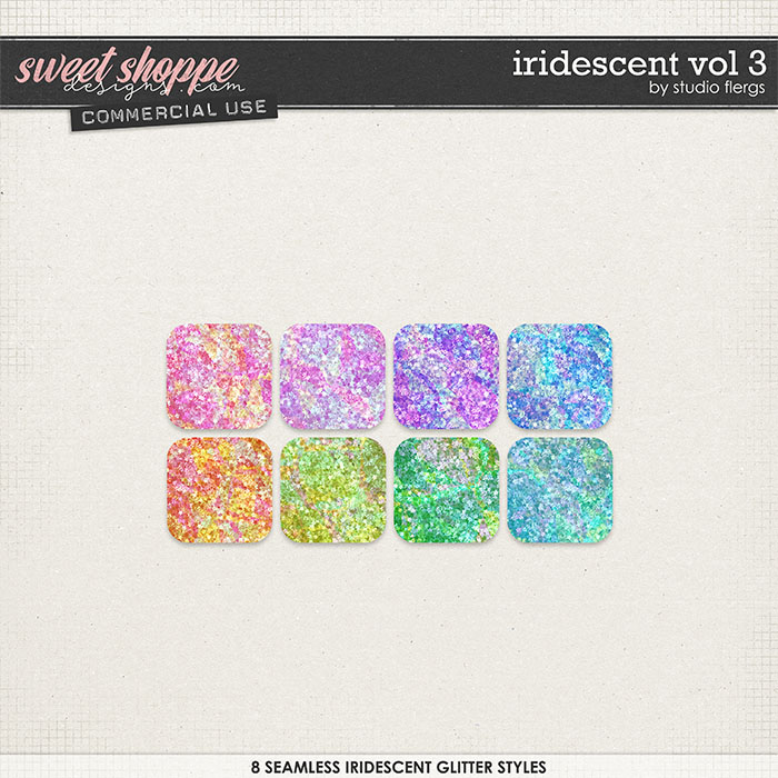 Iridescent VOL 3 by Studio Flergs