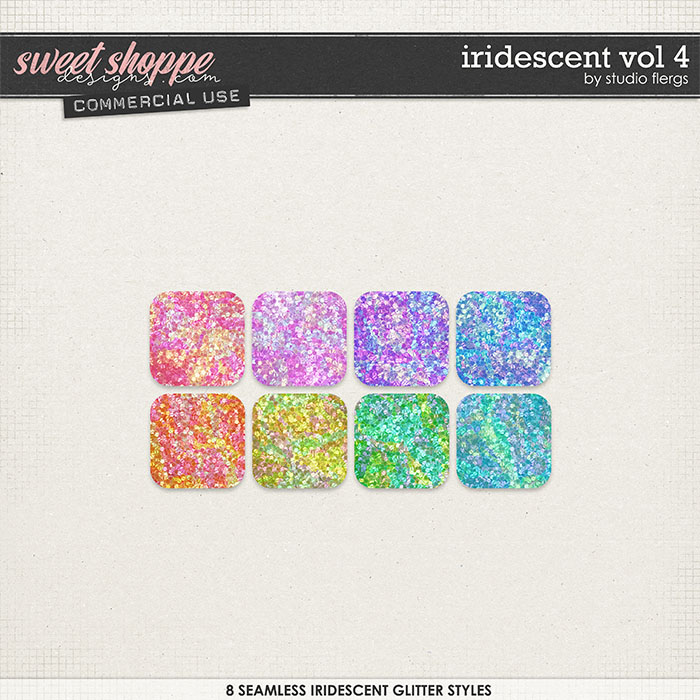 Iridescent VOL 4 by Studio Flergs