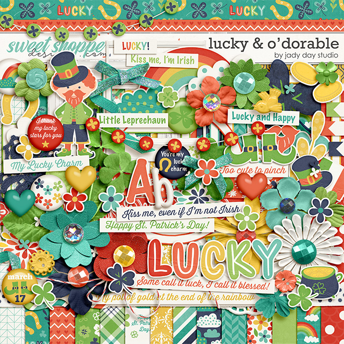 Lucky & O'dorable by Jady Day Studio