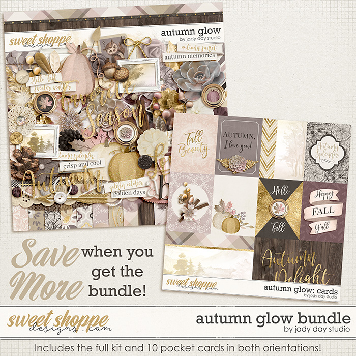 Autumn Glow Bundle by Jady Day Studio