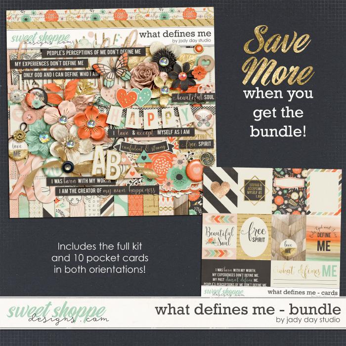 What Defines Me - Bundle by Jady Day Studio