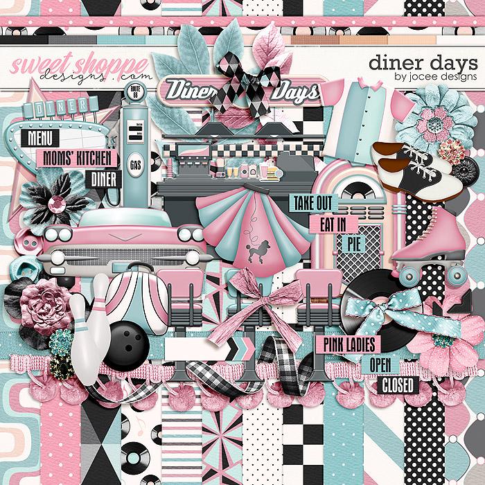Diner Days by JoCee Designs