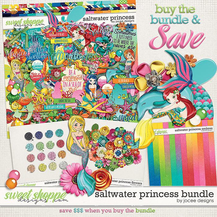 Saltwater Princess Bundle by JoCee Designs