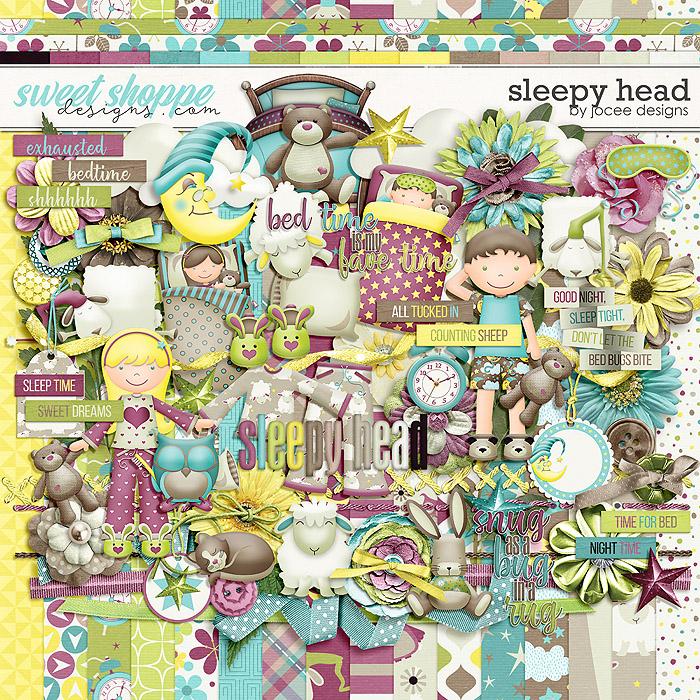 Sleepy Head Kit by JoCee Designs