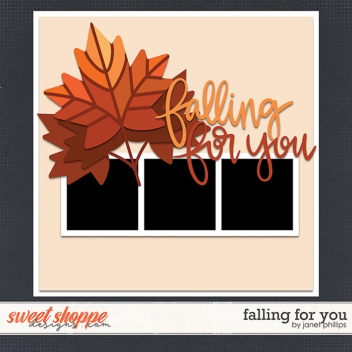FALLING FOR YOU by Janet Phillips