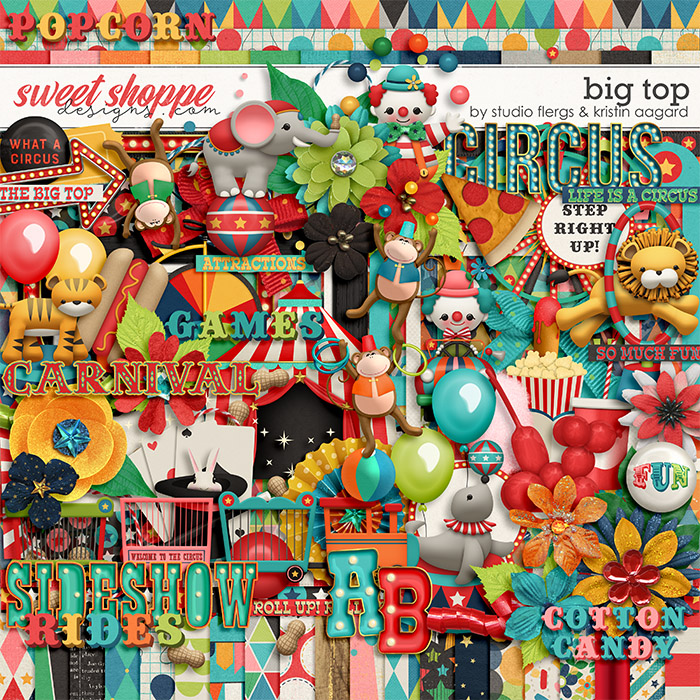 Big Top- KIT by Studio Flergs & Kristin Aagard