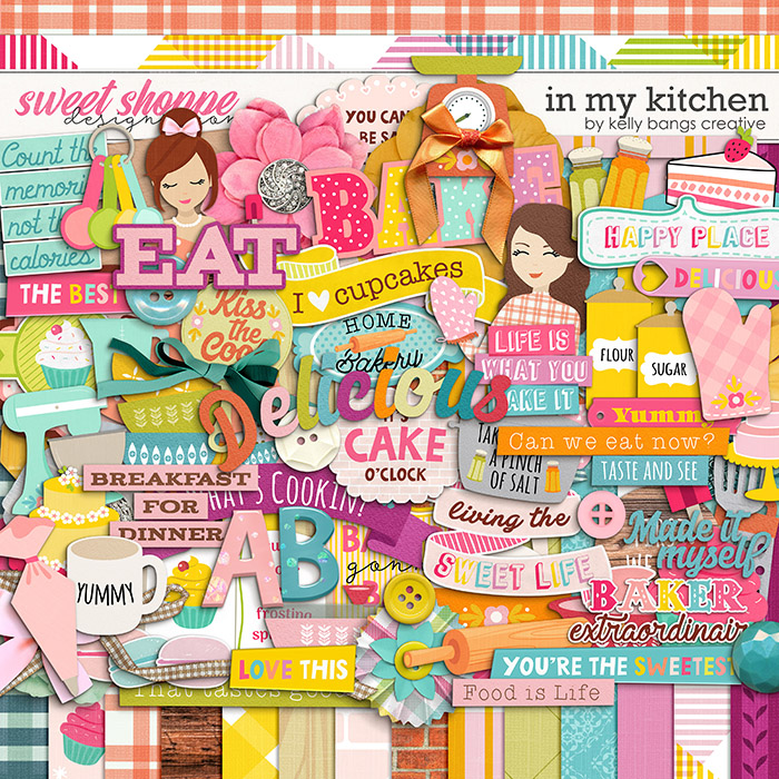 In My Kitchen by Kelly Bangs Creative