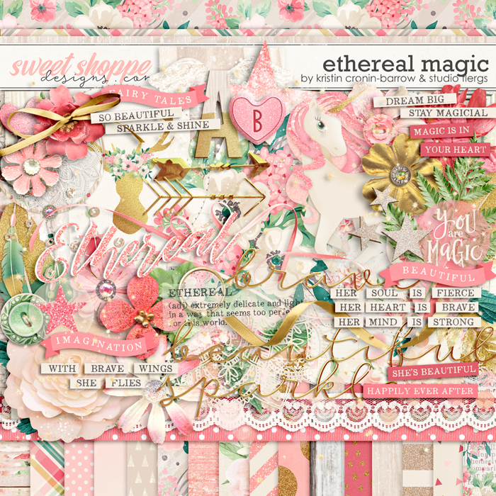 Ethereal Magic: KIT by KCB & Flergs