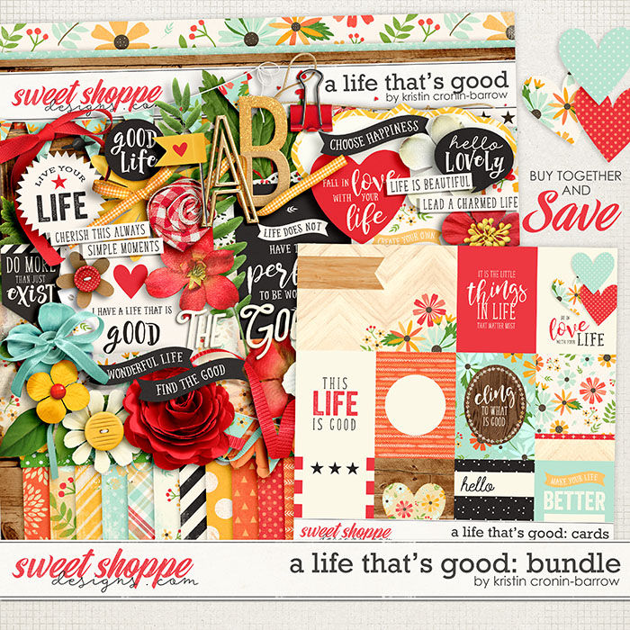 A Life That Is Good: Bundle by Kristin Cronin-Barrow