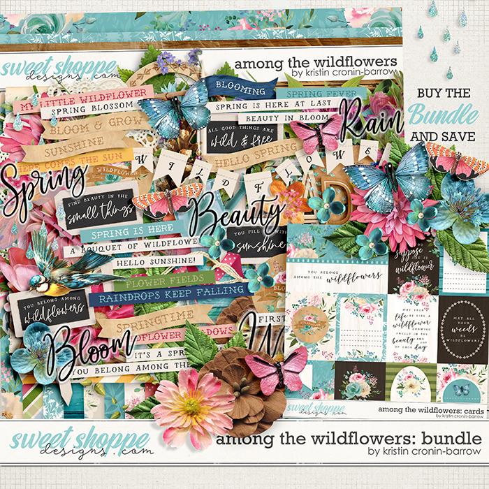 Among the Wildflowers: Bundle by Kristin Cronin-Barrow