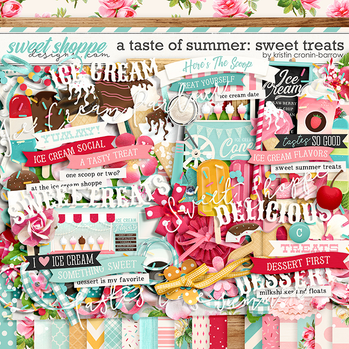 A Taste of Summer: Sweet Treats