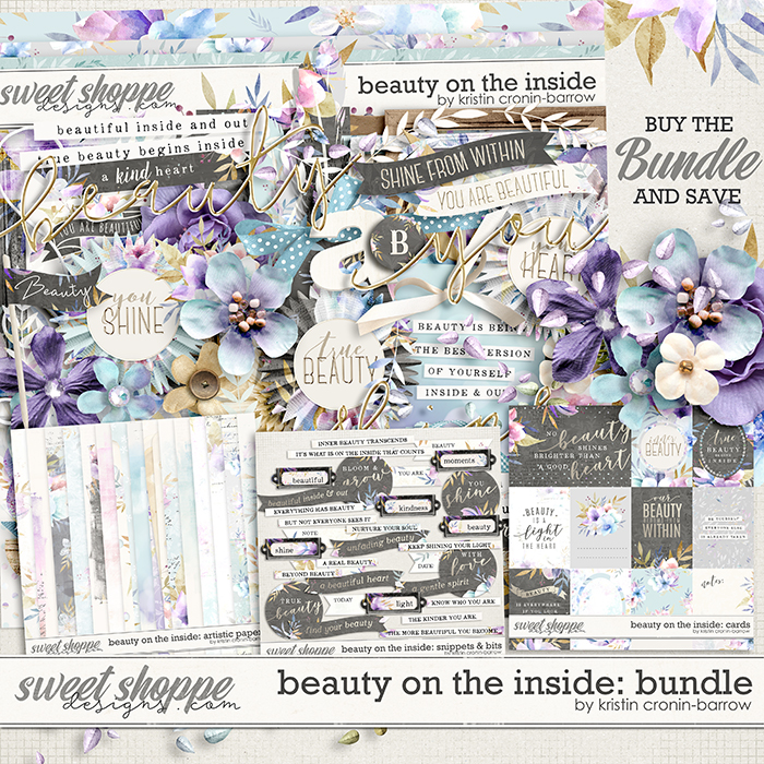 Beauty on the Inside bundle by Kristin Cronin-Barrow