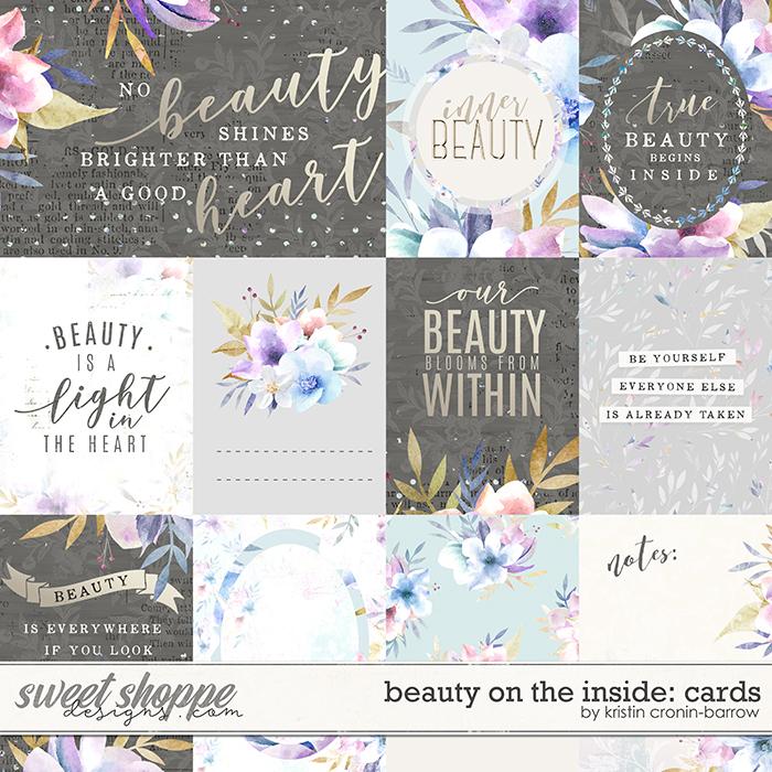 Beauty on the Inside: Cards by Kristin Cronin-Barrow