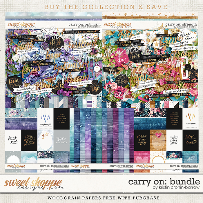 Carry On: Bundle by Kristin Cronin-Barrow