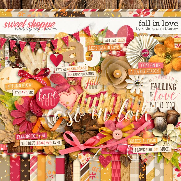 Fall in Love by Kristin Cronin-Barrow