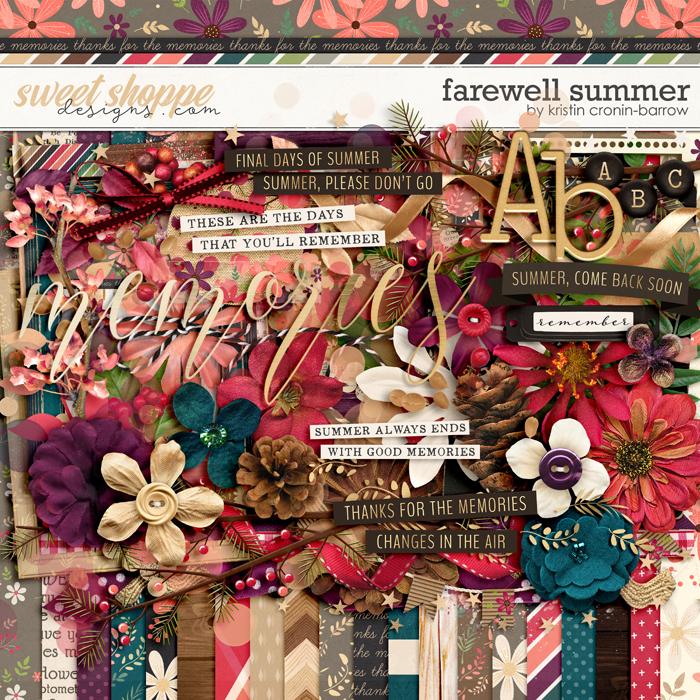 Farewell Summer by Kristin Cronin-Barrow