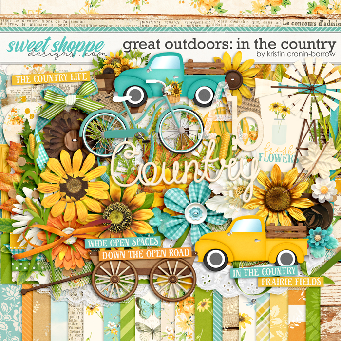 Great Outdoors: In the Country by Kristin Cronin-Barrow