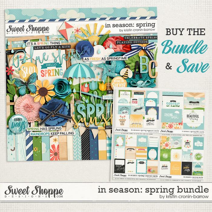 In Season: Spring Bundle by Kristin Cronin-Barrow