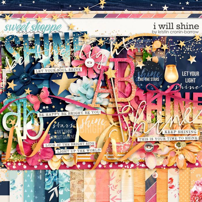 I Will Shine by  Kristin Cronin-Barrow