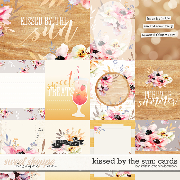 Kissed by the Sun: Cards by Kristin Cronin-Barrow