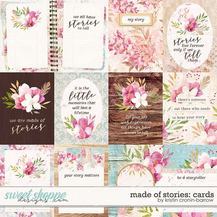 Made of Stories: Cards by Kristin Cronin-Barrow
