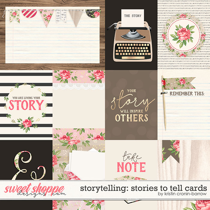 Storytelling: Stories to Tell Cards by Kristin Cronin-Barrow
