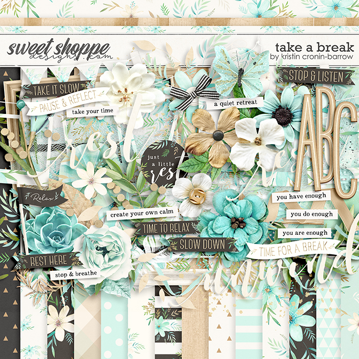 Take a Break by Kristin Cronin-Barrow