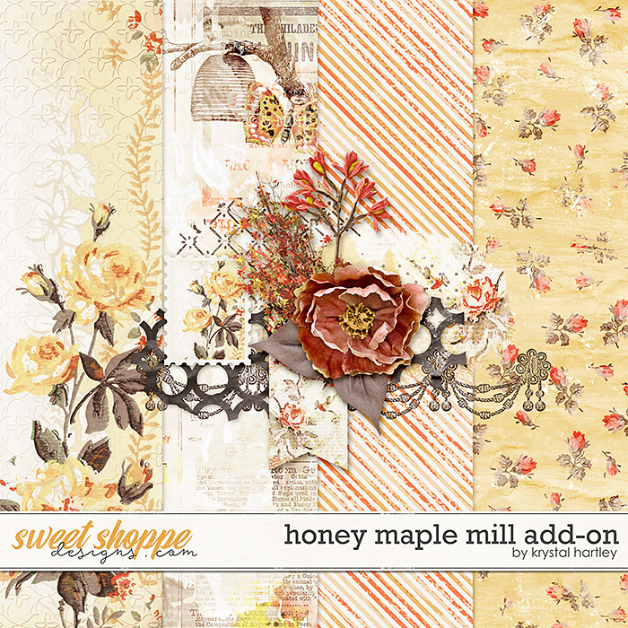 Honey Maple Mill Add-on by Krystal Hartley