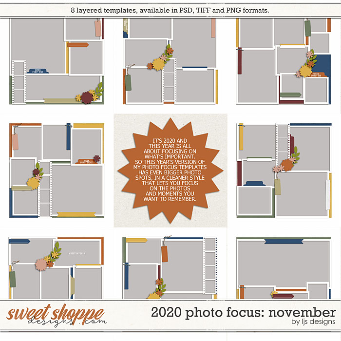 2020 Photo Focus: November by LJS Designs