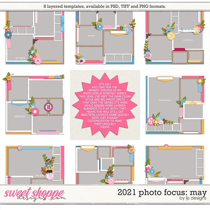 2021 Photo Focus: May by LJS Designs