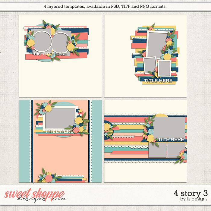 4 Story 3 by LJS Designs