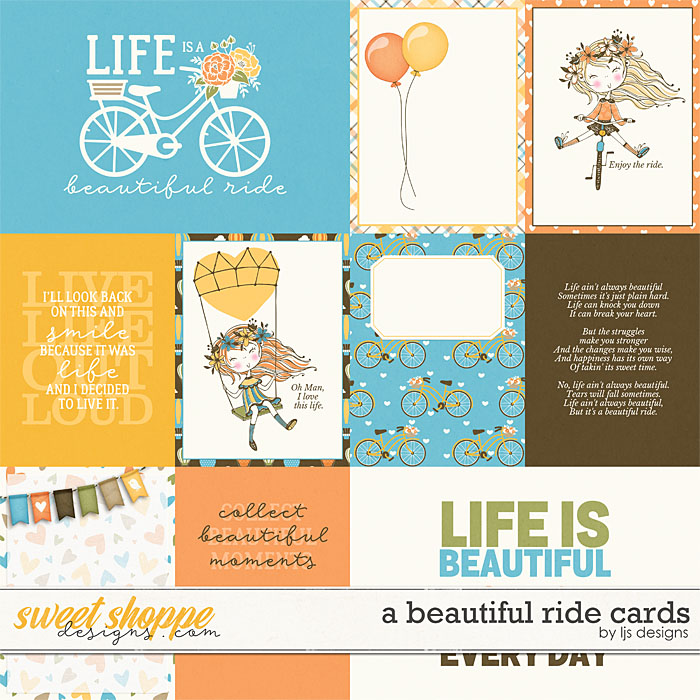 A Beautiful Ride Cards by LJS Designs
