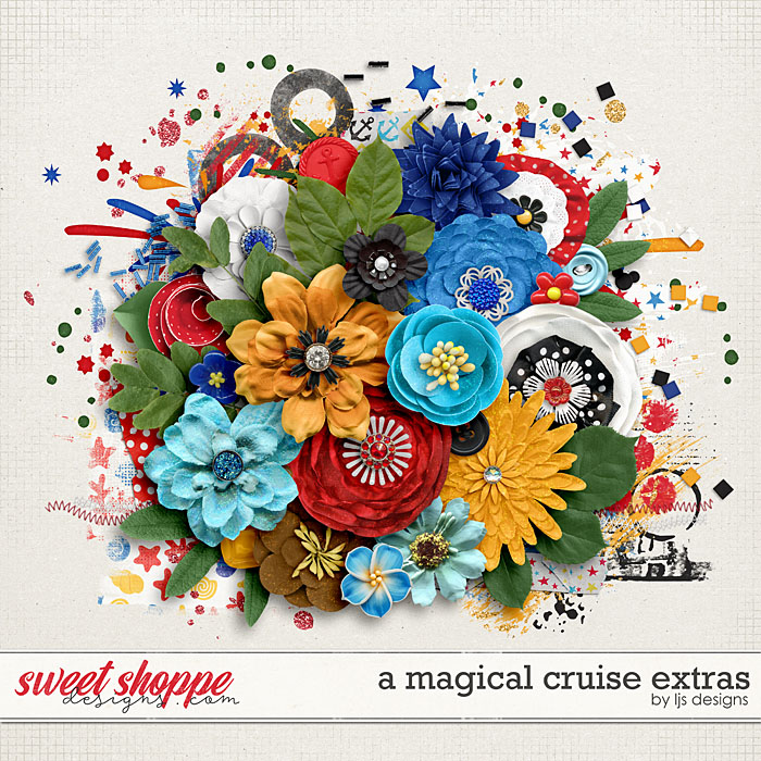 A Magical Cruise Extras by LJS Designs