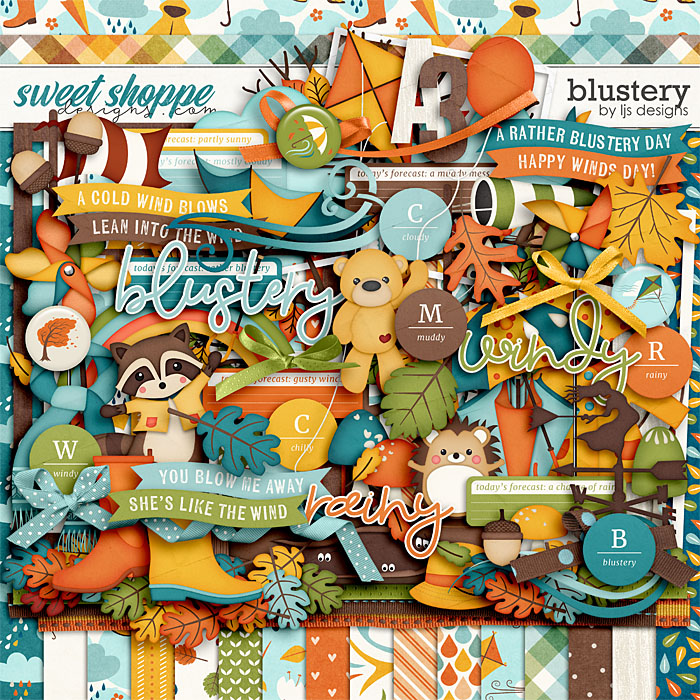 Blustery by LJS Designs