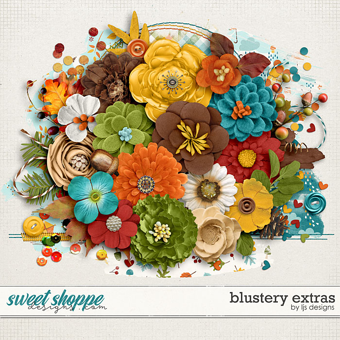 Blustery Extras by LJS Designs