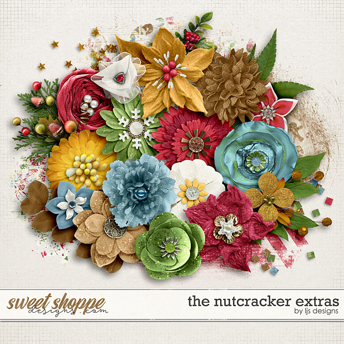 The Nutcracker Extras by LJS Designs